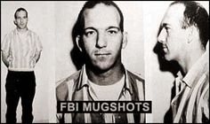 Photograph of Billy Lovelady taken by the FBI after the assassination.