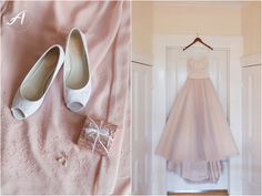 blush wedding details || Trivium Estate Wedding || Forest, Virginia || Ashley…