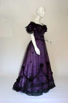 Gown Dress c.1890