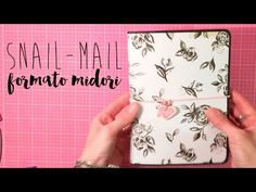 Estructura scrapbooking multiusos TUTORIAL - YouTube