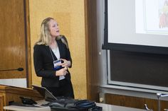 """A female college student tiptoes into an engineering class. Her eyes take a wide scan of the room; it's filled with men. While this may deter or intimidate some, BYU mechanical engineering professor Julie Crockett claims women have just as much to offer engineering as men do. And she wants girls to start learning young. Starting young """"I…"""