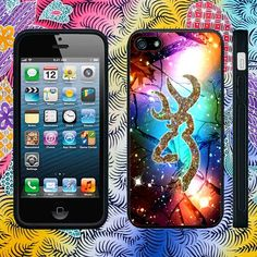 Browning+Deer+Glitter+Galaxy+case++for+iPhone+Case+,Samsung+Case,Ipad+case+etc