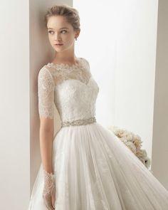 Rosie Tupper wedding dresses serie