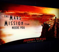 Journey to Mars at Kennedy Space Center