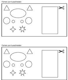 Marionnette pour doigts en papier, Activité manuelle et bricolage enfant
