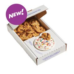 Ship Cookies Nationwide | Insomnia Cookies Insomnia Cookies, Gifts Delivered, Cookie Gifts, Dog Food Recipes, Ship, Breakfast, Morning Coffee, Ships, Boat