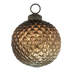 Copper Christmas Ornaments | Christmas ornaments range in varied themes, materials, and meanings ...
