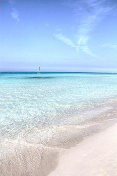White Sand Beach HDR - Varadero, Cuba