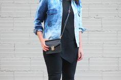 #accesories #zara #fashionblogger #fashionblog #mode #fashion #trends #style #denim #shirt