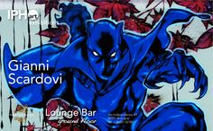 3 giugno a 31 agosto mostra di quadri di Gianni Scardovi presso il Lounge Bar @I Portici Hotel Bologna