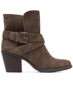 BCBGeneration Aries Mid Shaft Booties - Boots - Shoes - Macy's