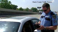 Harris County Traffic Tickets