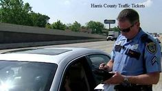 Harris County Traffic Tickets