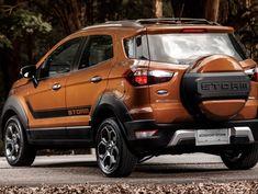 Ford Ecosport Storm (Foto: Divulgação) Ford Ecosport, Ford 2020, Jeep Renegade, Ecosport 2014, Honda Hr-v, 4x4, Picture Albums, First Car, Off Road