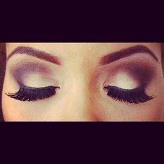 Evelyn Lozada's Eye Makeup