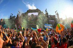 tomorrowland・世界最大のEDMフェスの1つ