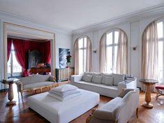 ` Duplex Paris, Paris Apartments, Paris Home, Beautiful Bedrooms, Estate Homes, Bedroom Apartment, Luxury Real Estate, Townhouse, Apartments