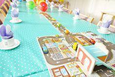 Geburtstagsparty Kinder Auto