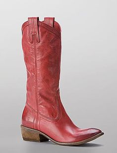 red cowboy boots from footloose - Google Search