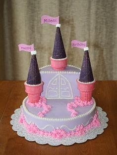 princess cakes - Google Search