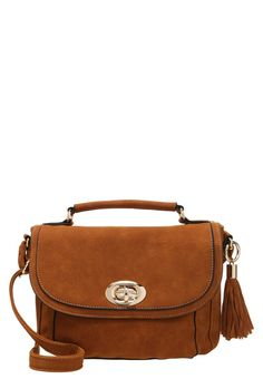Umhängetasche - brown by Dorothy Perkins Mode Shop, Saddle Bags, All In One, Brown, Shopping, Fashion, Female Fashion, Moda, Sling Bags