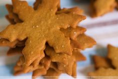 Pepparkakor (Swedish Christmas Ginger Cookies)