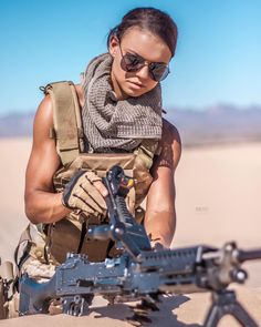 2019 Tactical Calendars are still available! If you haven't ordered yours yet, head over to 😎🇺🇸 Military Women, Idf Women, Military Guns, Outdoor Girls, Warrior Girl, Warrior Women, Female Soldier, Armada, Badass Women