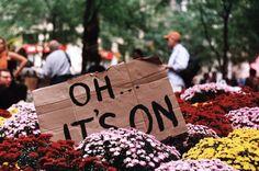 occupy, OWS, 1st amendment, freedome of speech
