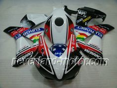 Carenado de ABS de Honda CBR 1000RR 2008-2009 - Lee