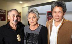 From the left:  Professor Ngahuia Te Awekotuku, Dr Ngapere Hopa and Associate Professor Linda Waimarie Nikora.  Māori Academics and wāhine toa