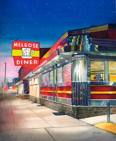 Melrose Diner, South Philadelphia....great times lots of memories!! MP-1 lol