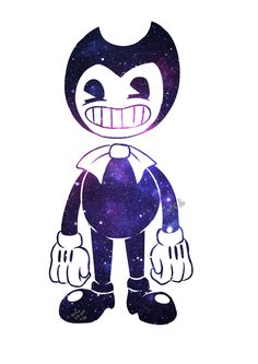 Bendy Galaxy / Bendy and The Ink Machine by Miu-Chan16 on DeviantArt