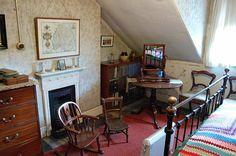 Mr Straw's House, Worksop Nottinghamshire –Bedroom