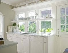 A Work in Progress: Design Inspiration - Smart Shelving for Small Kitchens