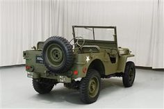 Classic 1942 Ford GPW Jeep for sale in Missouri with Classic & Sports Car Classifieds, the UK's best online classic car classifieds.
