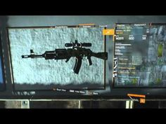Tom Clancy's The Division - weapon - Military AK-47M