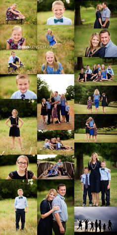 Outdoor family portraits of large… Large Family Pictures, Large Family Poses, Fall Family Photos, Family Posing, Family Pics, Fall Photos, Family Holiday, Family Portrait Photography, Beach Portraits