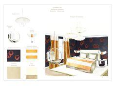 Hotel en Touraine (étude de projet)