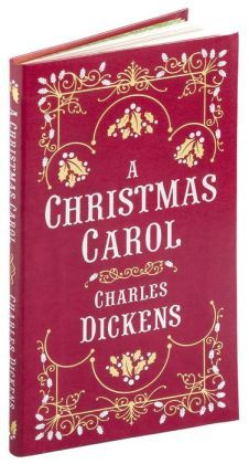 A Christmas Carol (Barnes & Noble Collectible Editions) from www.barnesandnoble.com - $7.18