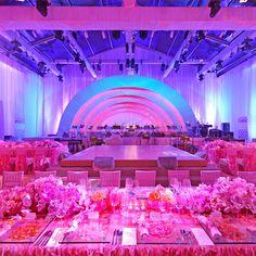 pink monochromatic color scheme | mono pink room