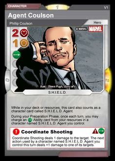 Fabian Balbinot - MagicJebb: #Marvel #BattleScenes #BS_in_english - Meet Agent ...
