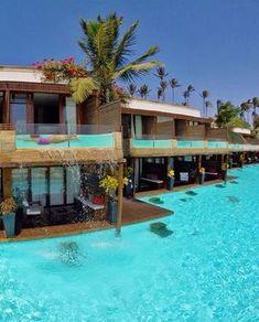 Hotel em Jericoacoara, Brazil