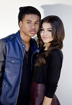 Trevor Jackson shoots his first music video 'Like We Grown': Guest appearance by Zendaya