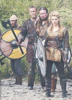 epasosiaalinen:  Vikings | Trial