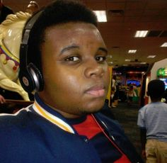 Was Michael Brown enrolled in college?