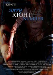 Sorry Right Number (Nightmares and Dreamscapes)  by Stephen King