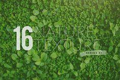Nature texture set series1 by salmon.black on @creativemarket