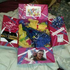 Birthday carepackage