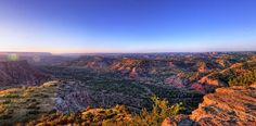 Horseback Riding at Palo Duro Canyon | 15 Outdoor Activities That Are Best Enjoyed In Texas