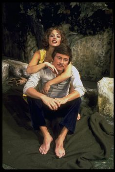 """Patti LuPone and Kurt Peterson in """"The Baker's Wife"""" by Joseph Stein and Stephen Schwartz Broadway Theatre, Musical Theatre, Broadway Shows, Stephen Schwartz, Patti Lupone, The Stage Door, Great Stories, Best Artist, The World's Greatest"""